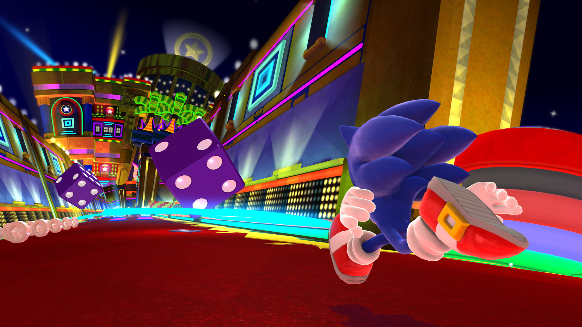 Revoir le live de Sonic Lost World
