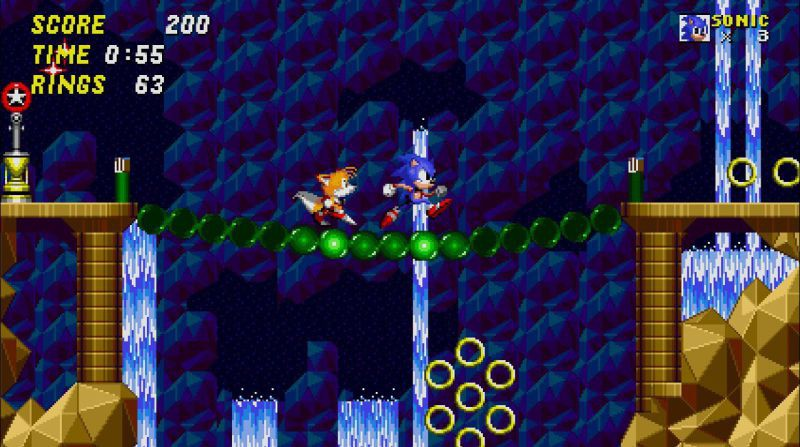 Hidden Palace arrive dans Sonic 2