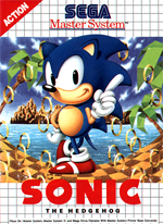 Sonic The Hedgehog 8bits